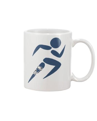 The Runner Guy Logo