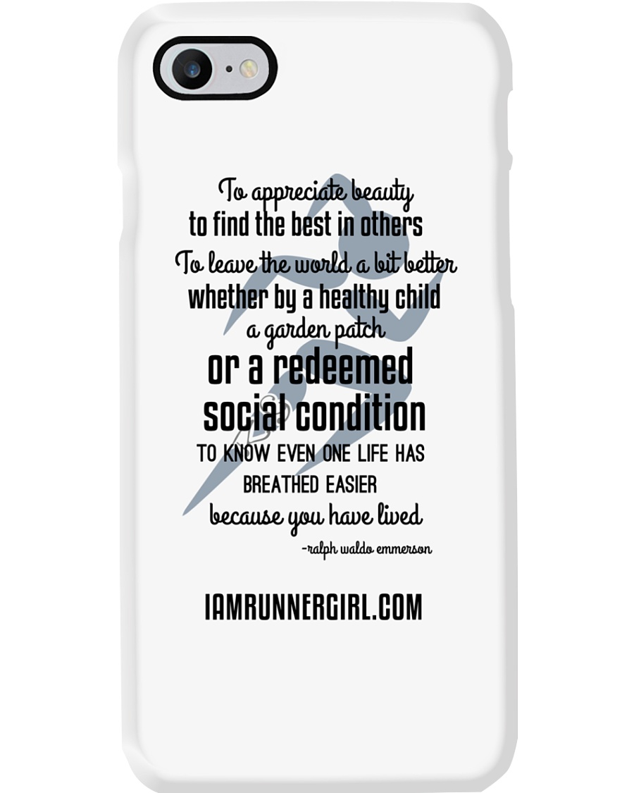 Redeemed Social Condition Accessories Phone Case