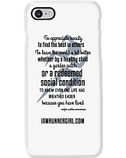 Redeemed Social Condition Accessories Phone Case i-phone-7-case