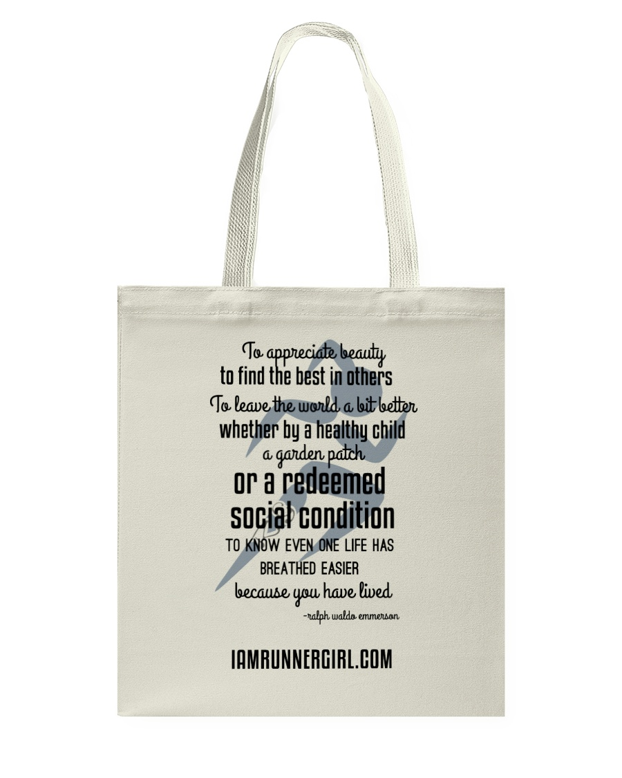 Redeemed Social Condition Accessories Tote Bag