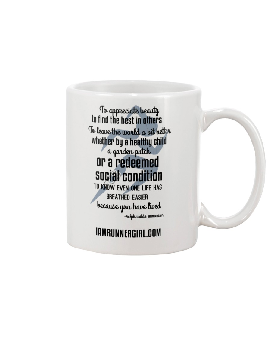 Redeemed Social Condition Accessories Mug