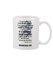 Redeemed Social Condition Accessories Mug front