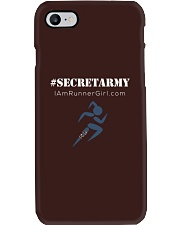 The Runner Girl Accessories Dark Phone Case thumbnail