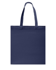 The Runner Girl Accessories Dark Tote Bag back