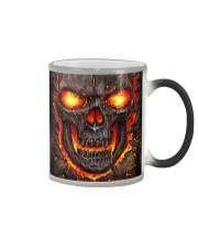 Lava Skull Color Changing Mug tile