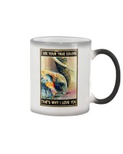 Elephant Family Color Changing Mug thumbnail