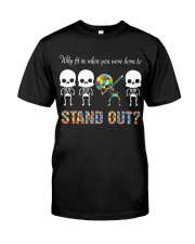 Stand Out Classic T-Shirt front