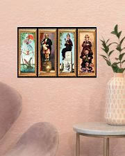 Haunted Room 17x11 Poster poster-landscape-17x11-lifestyle-22