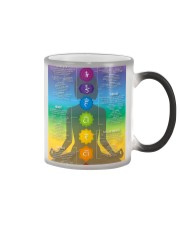 Chakras Peace Color Changing Mug thumbnail