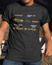 Anatomy Of A Pew Classic T-Shirt apparel-classic-tshirt-lifestyle-28
