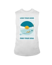 Music Lose Your Mind Find Your Soul Sleeveless Tee thumbnail