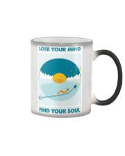 Music Lose Your Mind Find Your Soul Color Changing Mug thumbnail