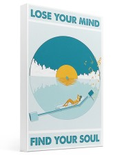 Music Lose Your Mind Find Your Soul 16x24 Gallery Wrapped Canvas Prints thumbnail