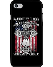 Veteran By Choice Phone Case tile