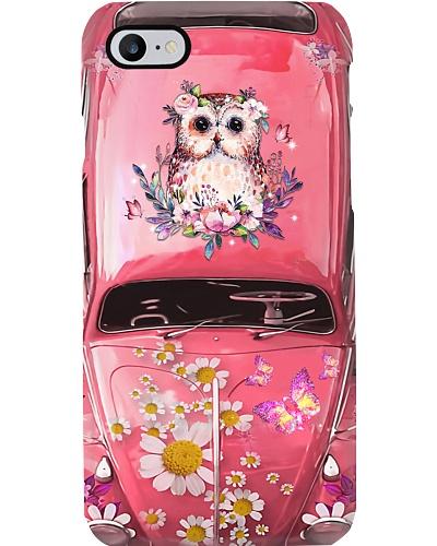 Owl Lovers Vw Bug