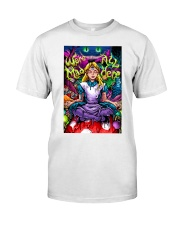 We Are All Mad Here Classic T-Shirt thumbnail
