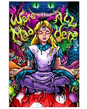 We Are All Mad Here 11x17 Poster front