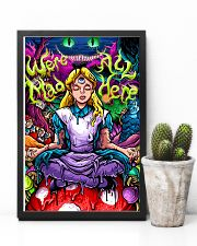 We Are All Mad Here 11x17 Poster lifestyle-poster-8