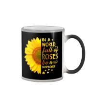 Be A Sunflower Color Changing Mug tile