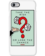 Monopoly Game TAKE THE RISK Phone Case thumbnail