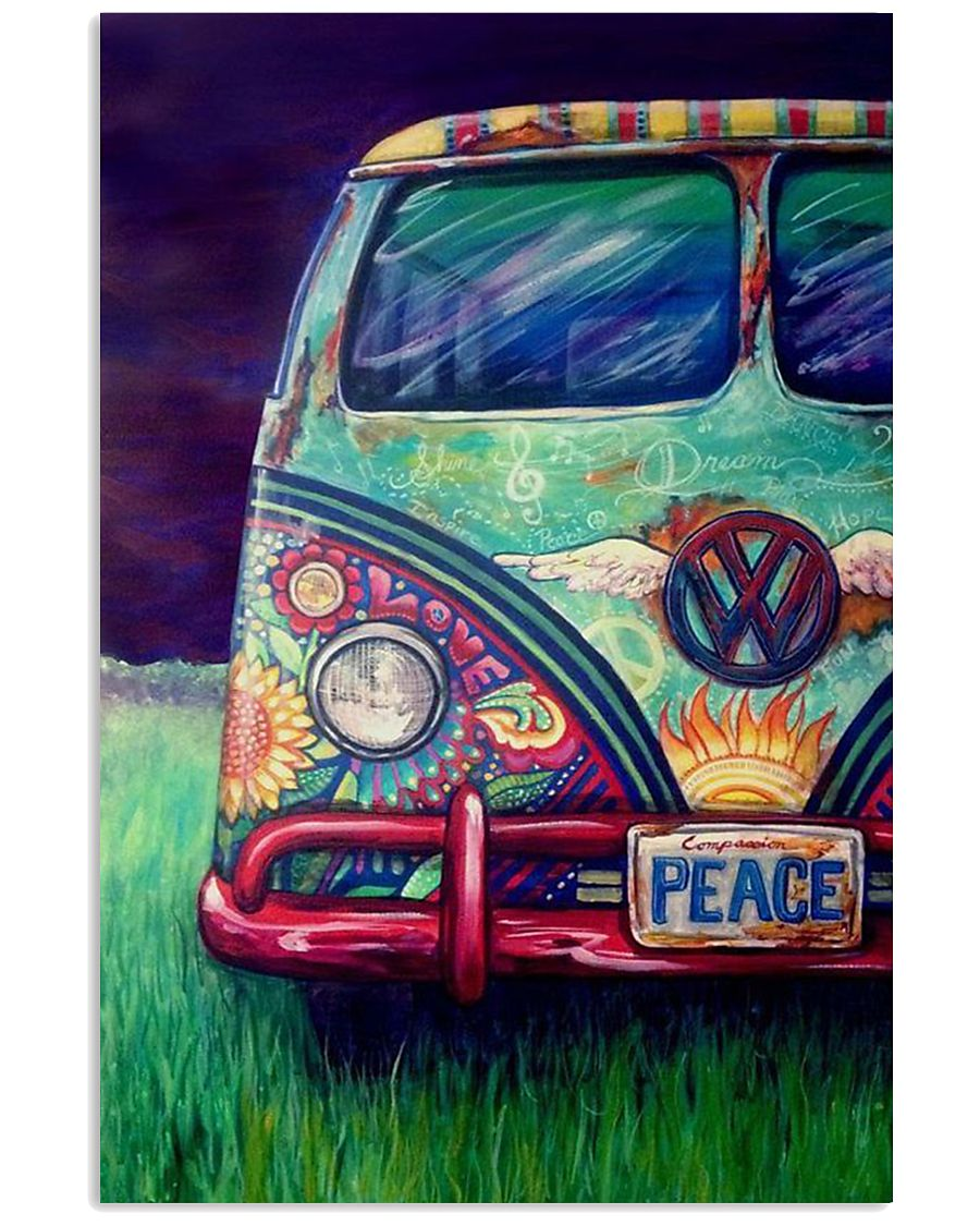 Peace Mobile 16x24 Poster
