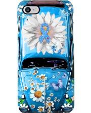 Never Give Up Vw Bug Phone Case i-phone-7-case