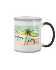 Today I Choose Joy Color Changing Mug thumbnail