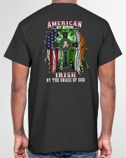 American by Birth Classic T-Shirt garment-tshirt-unisex-back-04