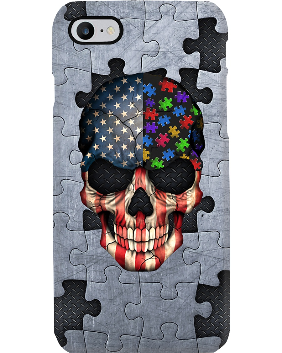 Autism Warrior Phone Case