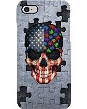 Autism Warrior Phone Case i-phone-8-case