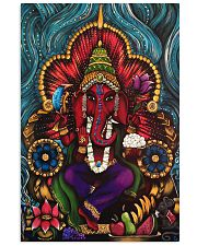 Ganesh Elephant God Vertical Poster tile