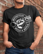Motorcycles Classic T-Shirt apparel-classic-tshirt-lifestyle-26