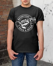 Motorcycles Classic T-Shirt apparel-classic-tshirt-lifestyle-31
