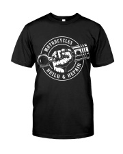 Motorcycles Classic T-Shirt front