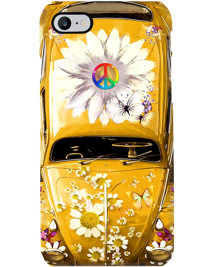 Peaceful Vw Bug Phone Case