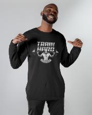 Train Hard Everyday Long Sleeve Tee apparel-long-sleeve-tee-lifestyle-front-12
