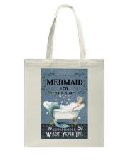 Mermaid Co Bath Soap Tote Bag tile