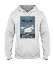 Mermaid Co Bath Soap Hooded Sweatshirt thumbnail
