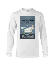 Mermaid Co Bath Soap Long Sleeve Tee tile
