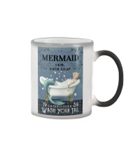 Mermaid Co Bath Soap Color Changing Mug tile