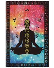 Seven Chakra Yoga Meditation 16x24 Poster front