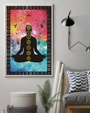 Seven Chakra Yoga Meditation 16x24 Poster lifestyle-poster-1