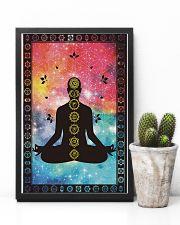 Seven Chakra Yoga Meditation 16x24 Poster lifestyle-poster-8