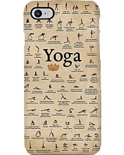 Iyengar yoga asanas Phone Case thumbnail