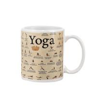 Iyengar yoga asanas Mug thumbnail