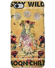 Stay wild moon child yoga Phone Case thumbnail