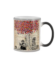 Just A Girl Who Loves Books Color Changing Mug thumbnail