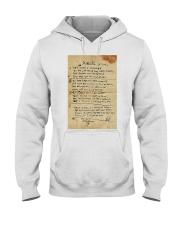 In My Life Lyrics JL Hooded Sweatshirt thumbnail