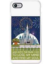 Into the park poster Phone Case thumbnail