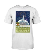 Into the park poster Classic T-Shirt thumbnail